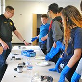 Application deadline for 2019 Youth Community Police Academy extended