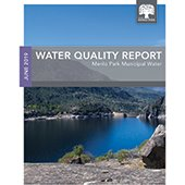 Menlo Park Municipal Water releases annual water quality report