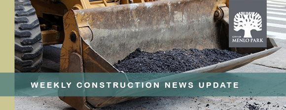 Weekly Construction News Update