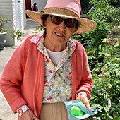 Menlo Park hosts egg hunt for seniors