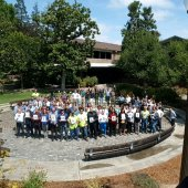Menlo Park participates in national #CityHallSelfie Day