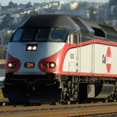 Caltrain beginning brake testing for new control system