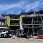 Construction projects progressing along El Camino Real