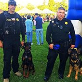 Bring your dogs and family to Menlo Park's 4th Annual Paws for Paws
