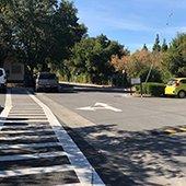 Crosswalks, speed bumps benefit users at Onetta Harris Community Center and Beechwood School