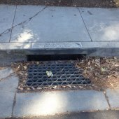 Help protect Menlo Park inlets and storm drains