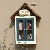 Reminder: Little Free library applications are due March 1