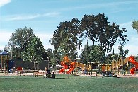 Willow Oaks Park Playground